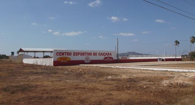 Justiça do Trabalho determina que o centro esportivo do time do Caiçara vá a leilão