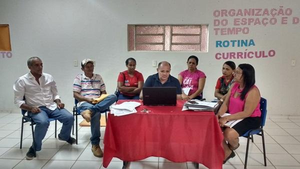 Transparência: Conselho de Alimentação Escolar de Colônia do Gurgueia