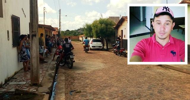 IML libera corpo de jovem assassinado em Esperantina para ser sepultado