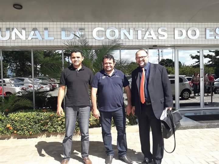 Prefeito de Madeiro Piauí tem contas aprovadas pelo TCE nesta quarta-feira 23/05