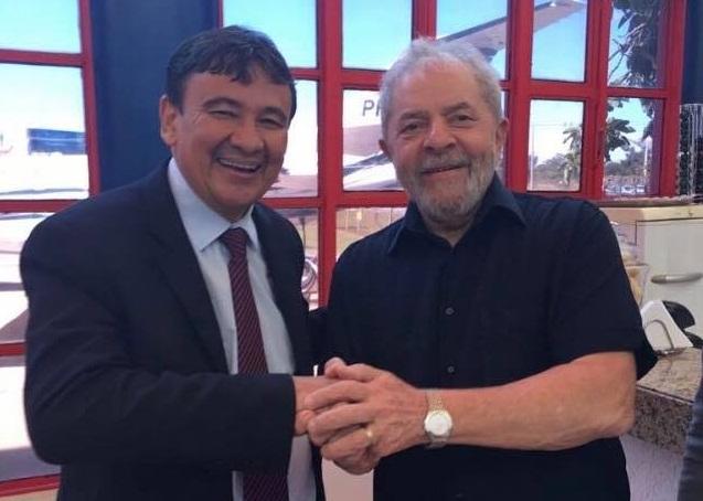 Lula terá pré-candidatura lançada em 9 de junho, afirma Wellington Dias