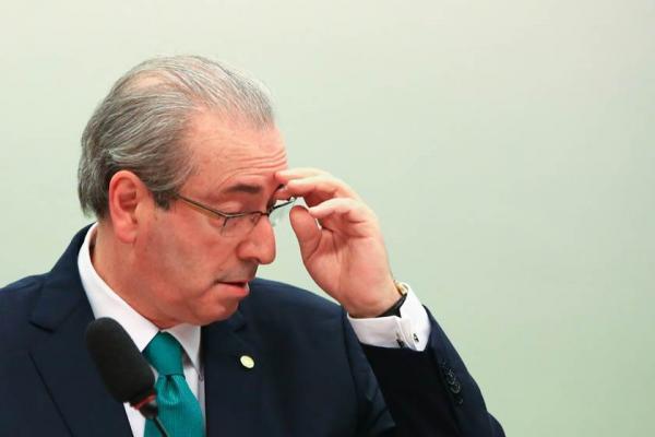 Sérgio Moro nega pedido de Cunha para ficar preso em Brasília