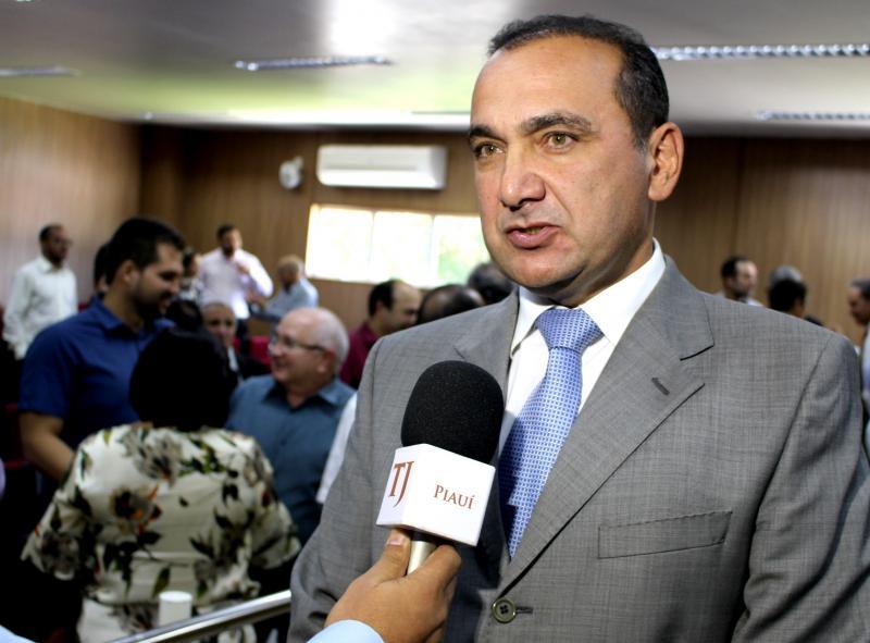 Desembargador Erivan Lopes toma posse na presidência do TJ-PI