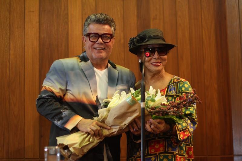 Carnavalesco Milton Cunha recebe título de cidadão piauiense