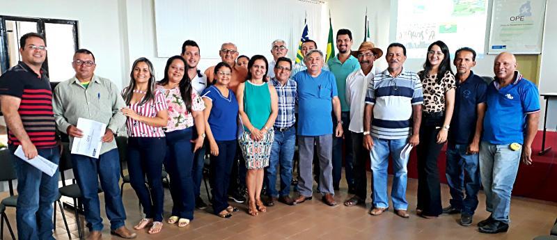 Prefeitura Municipal realiza Oficina de Planejamento Estratégico