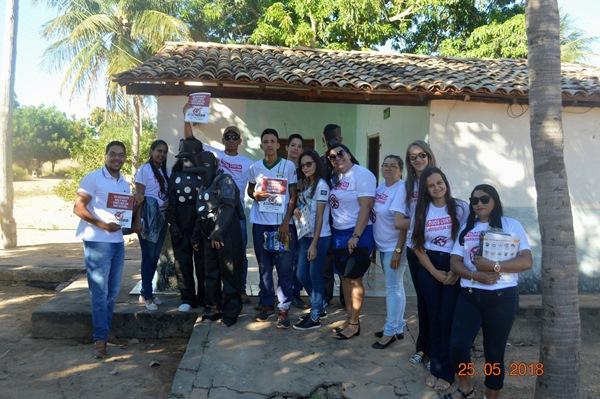 Secretaria Municipal de Saúde promove ação preventiva de combate a dengue em Colônia do Gurgueia