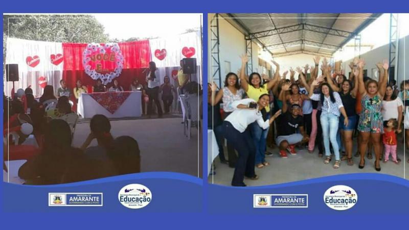 Prefeitura Municipal faz homenagem as Mães da Zona Rural de Amarante