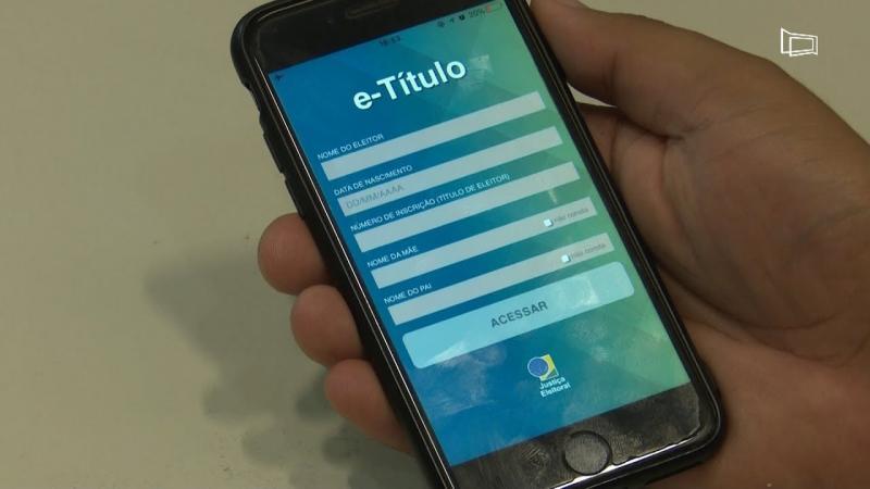 Mais de 40 mil eleitores cadastrados no Piauí já emitiram o e-Título