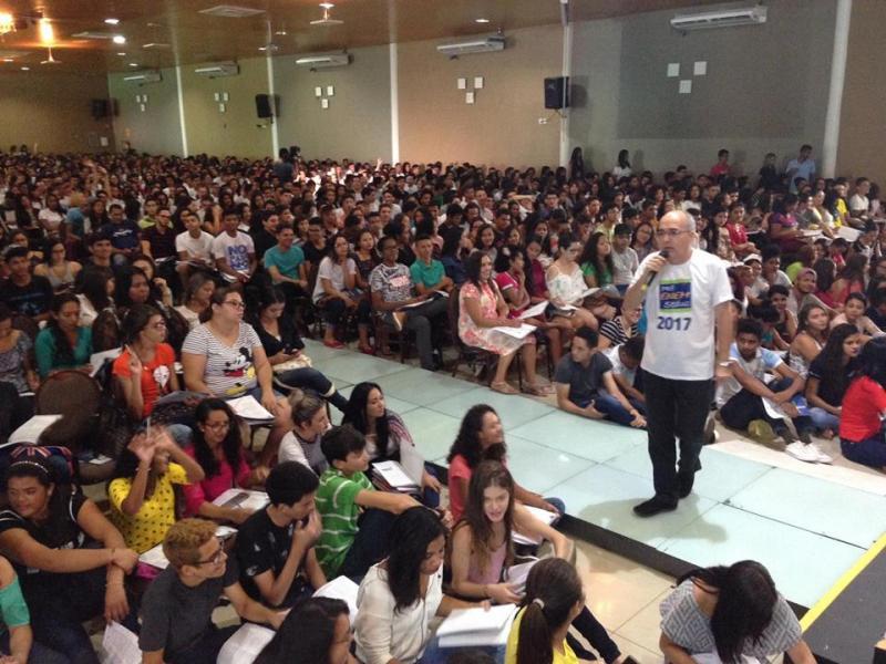 Seduc realiza segunda revisão Pré-Enem neste domingo em Teresina