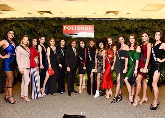 Miss Brasil 2018 acontece neste sábado; veja as candidatas