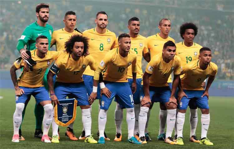 CBF pagará US$ 1 milhão a atletas por título da Copa