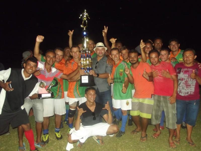 Seleção de Agricolândia é campeã da 7ª Copa dos quarentões do Médio Parnaíba