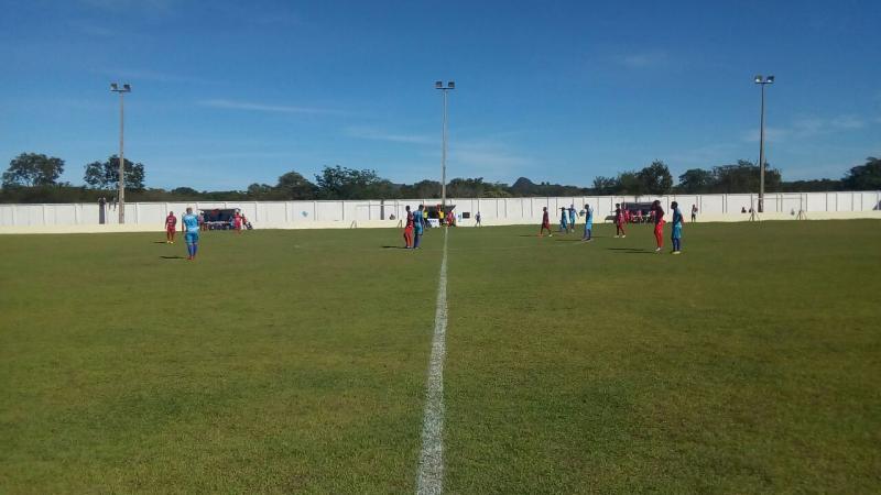 Confira a situação das equipes no retorno do campeonato municipal de futebol