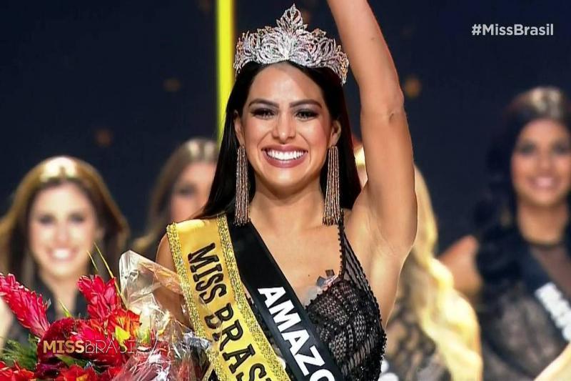 O emocionante depoimento de Monalysa no Miss Brasil 2018