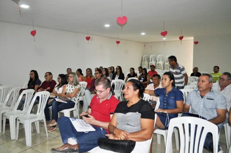 Sebrae promoveu palestras e oficinas em Avelino Lopes
