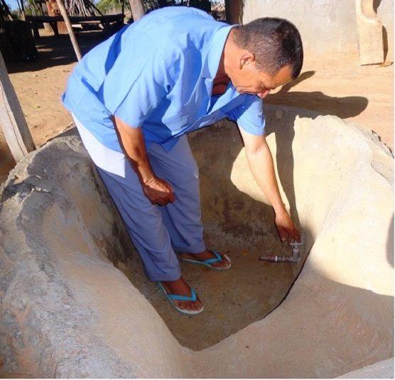 População de Avelino Lopes sofre com falta d'água