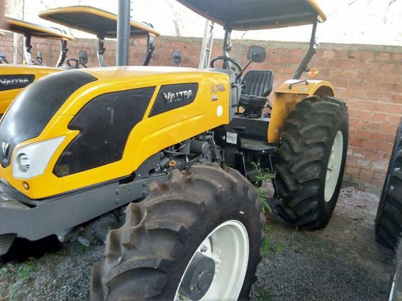 Madeiro receberá nos próximos dias vários equipamentos agrícolas