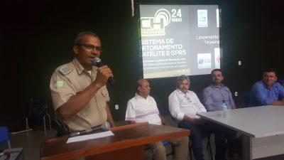 Projeto Copom Online foi lançado em Valença do Piauí