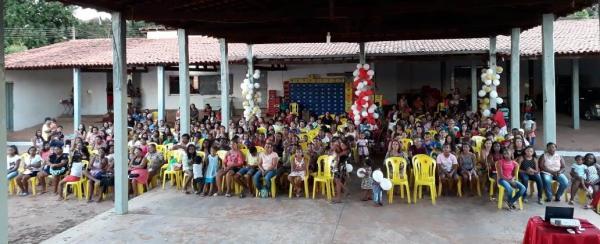 Secretaria Municipal de Assistência Social realiza festa em homenagem às mães