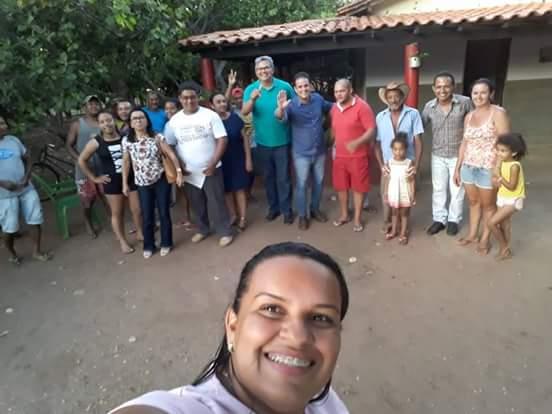 Prefeitura Municipal realiza cadastro para abastecimento d'água na zona rural de Amarante