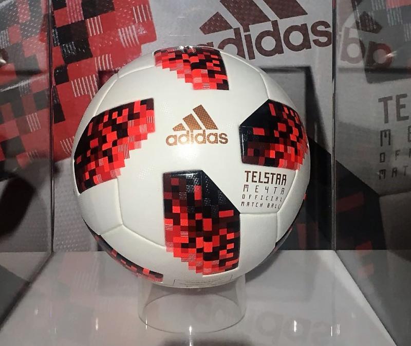 Pela 1ª vez, Copa do Mundo terá bola nova a partir das oitavas de final