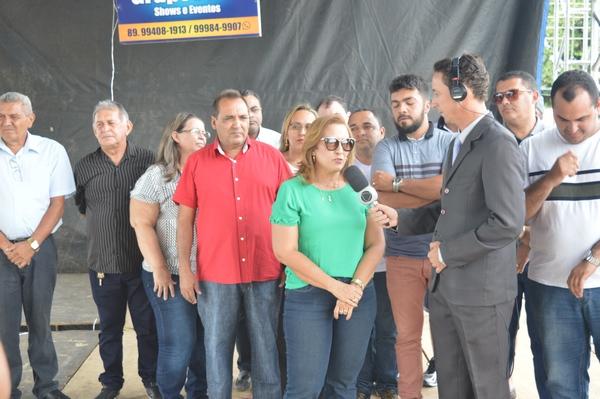 Prefeita de Guadalupe decreta ponto facultativo no dia 1º de Junho