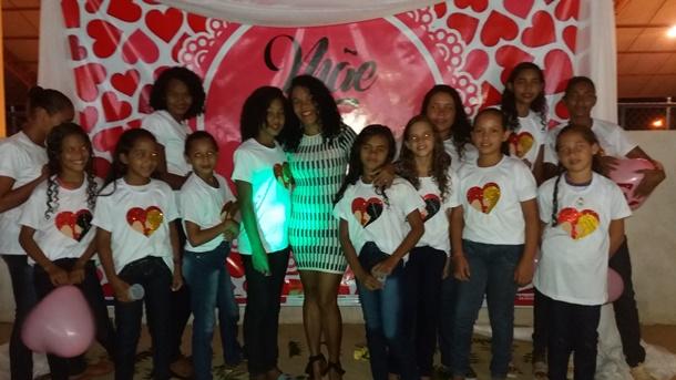 Prefeitura de Agricolândia promove grande festa para as mães