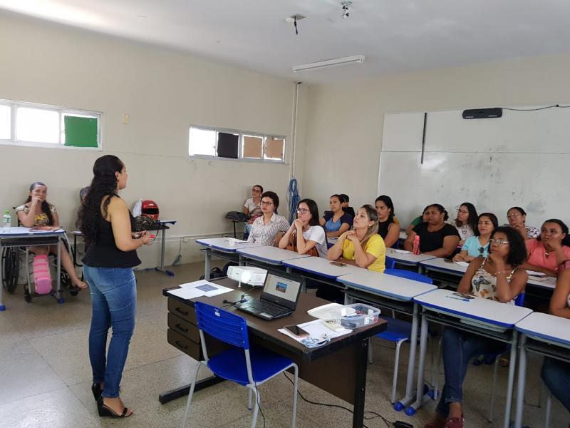 Secretaria prorroga inscrições de professores para o Unitodos