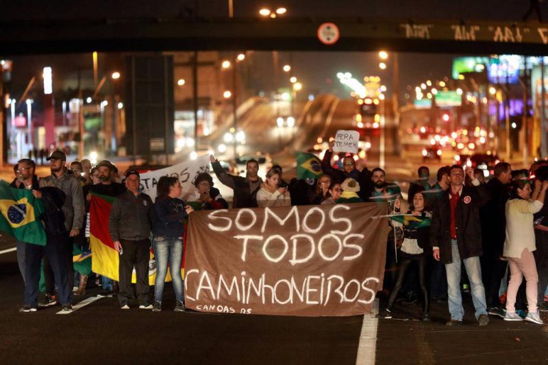 87% dos brasileiros apoiam greve, mas rejeitam pagar a conta