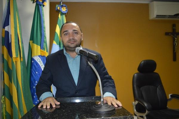 Vereador Tharlis Santos - PSD, garante que gastos do executivo hoje trazem benefícios para Guadalupe
