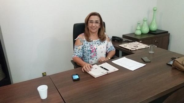 Prefeita Neidinha consegue quase R$ 1 Milhão para melhorias sanitárias