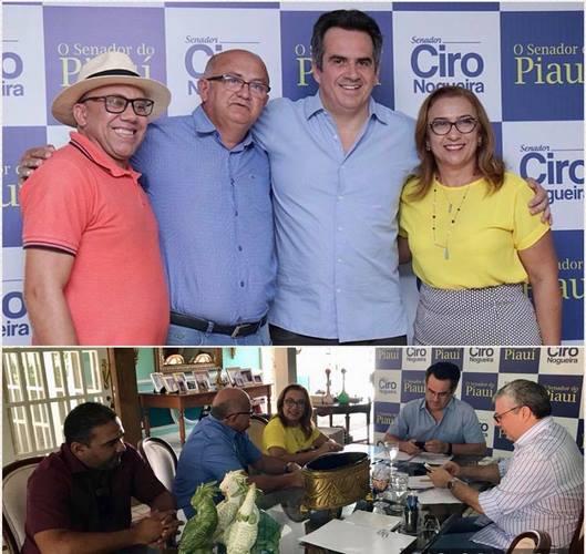 Prefeita Neidinha Lima anuncia mais recursos e melhorias para Guadalupe