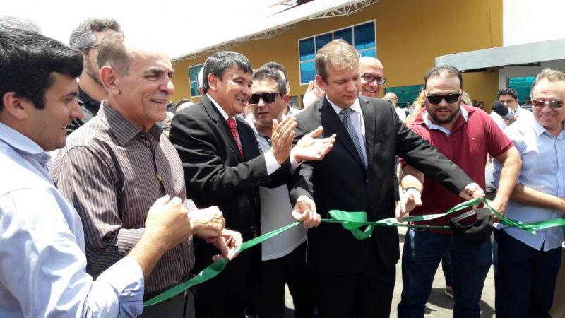 Elevado da Miguel Rosa é inaugurado e melhora o trânsito na zona Sul