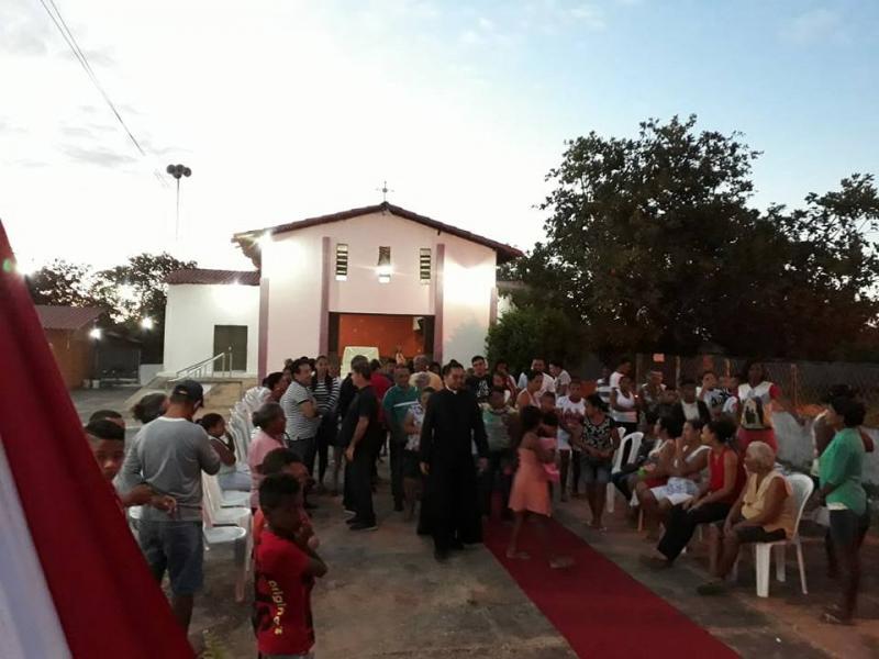 Município de Nazária realiza os festejos do Sagrado Coração de Jesus