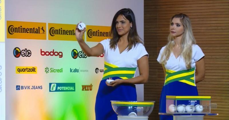 Confira o sorteio que define duelos das quartas da Copa do Brasil