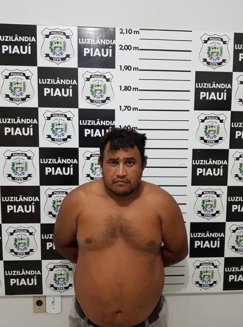 Homem é preso em Luzilândia pela prática de estupro de vulnerável  e ainda infectar-la com DST