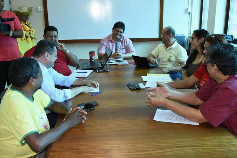 SECOM de Floriano firma parceria com o Comrádio e o IFPI para a realização de curso em Rádio e TV