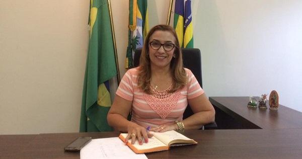 Prefeita Neidinha Lima luta diariamente pelo desenvolvimento de Guadalupe