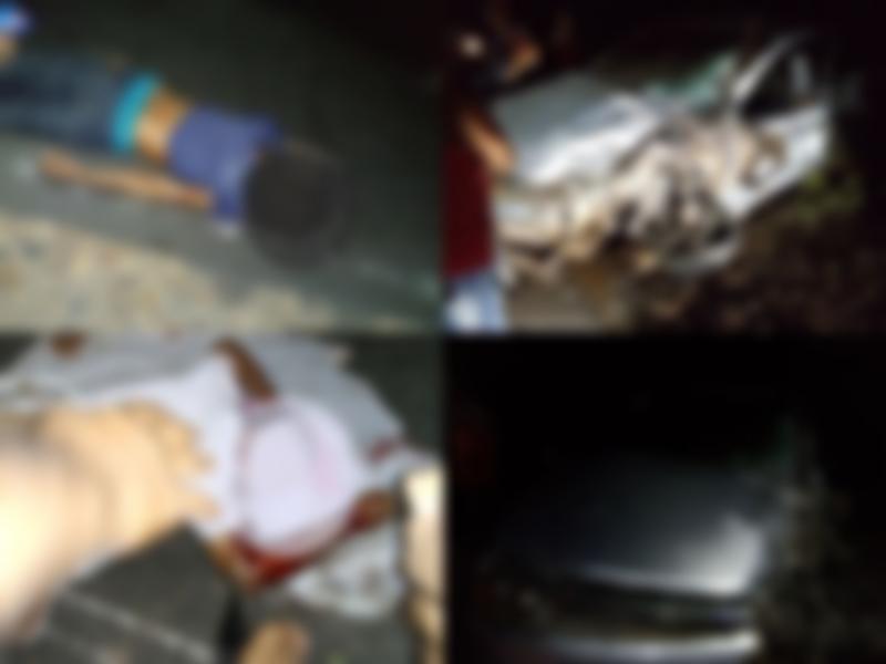 Empresário e irmão de prefeito de Luzilândia sofre gravíssimo acidente em São Bernardo MA