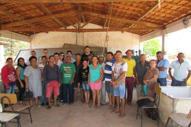 Plano Municipal de Saneamento Básico Segue em Construção em Ipiranga do Piauí