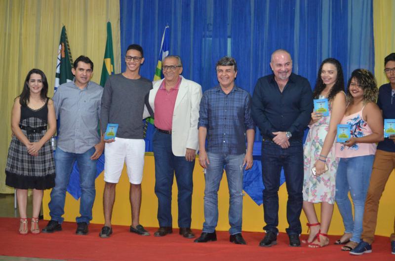 Unidade Escolar Dr. Noronha Filho celebra seus 30 anos