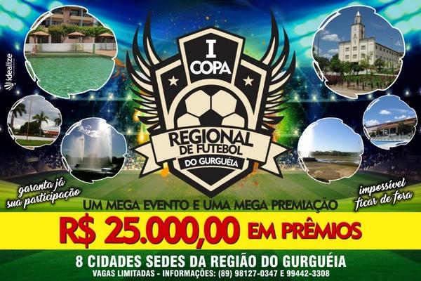 Landri Sales X Marcos Parente começam hoje a definir classificação do Grupo E na Copa Gurgueia