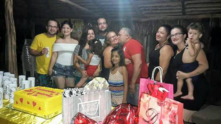 Professora de Demerval Lobão reúne familiares e amigos em comemoração ao seu aniversário