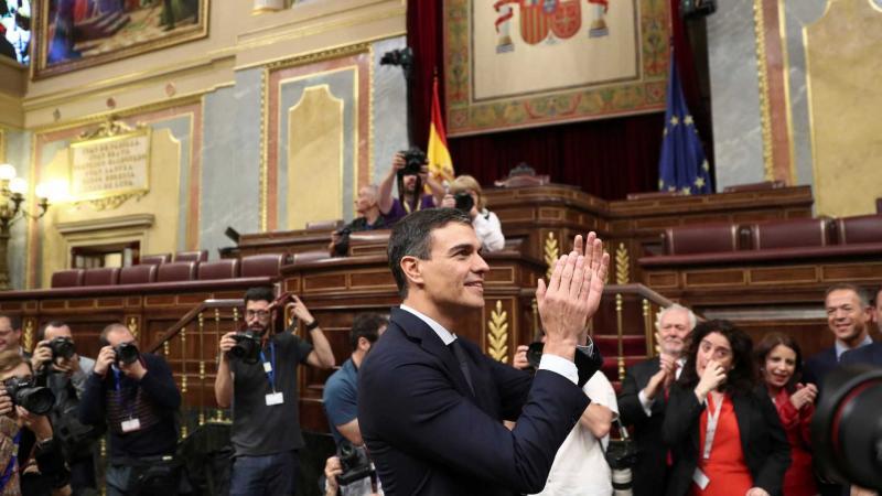 Pedro Sanchez é o novo presidente da Espanha