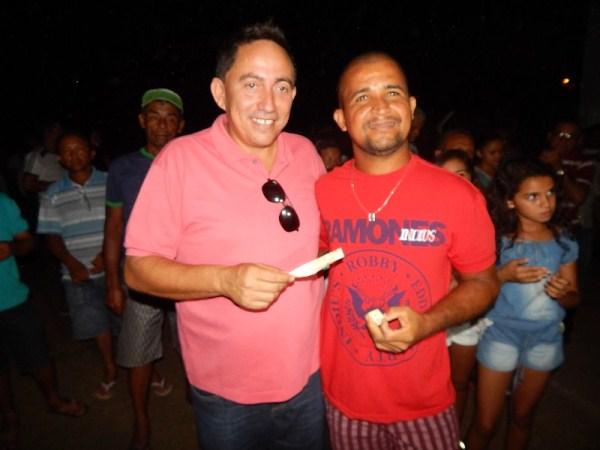 Campeonato agricolandense realiza show de prêmios na grande final