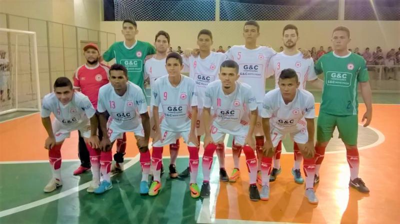 Prefeitura de Joaquim Pires realiza abertura da Taça Cidade de Joaquim Pires de Futsal 2018