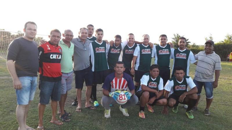 Campeonato de Futebol Society de Lagoinha do Piaui teve mais uma rodadas neste final de semana