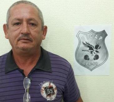 Idoso é preso acusado de estuprar criança de 9 anos em Teresina