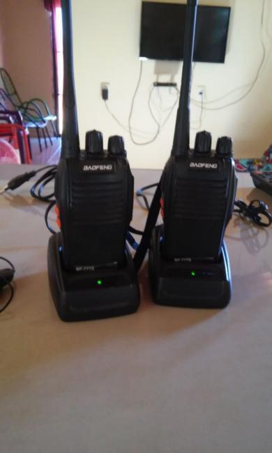 Departamento de Esporte agora conta com sistema de comunicação via rádio amador