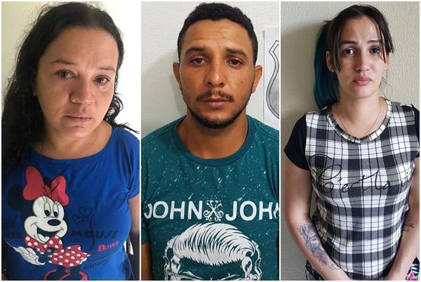 Operação prende acusados de tráfico e roubo de veículos em Teresina